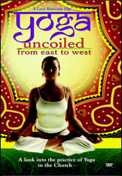 Yoga Uncoiled DVD cover